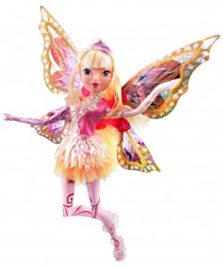 Panenka Winx Tynix Fairy Stella