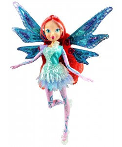 Panenka Winx Tynix Fairy Bloom