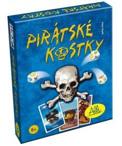 Albi Hra Pirátské kostky