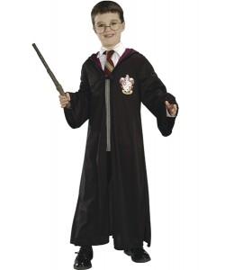 Kostým Harry Potter - školní uniforma s doplňky