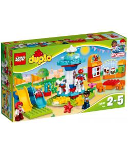 LEGO® DUPLO® 10841 Zábavná rodinná pouť