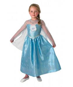 Kostým FROZEN Elsa Deluxe, vel. M