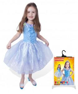 Karnevalový kostým Princezna s motýlky, vel. S