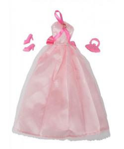 Šaty pro panenku Steffi Romantic World - růžové