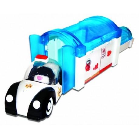 Zhu Zhu Pets - Policejní stanice s policejním autem*