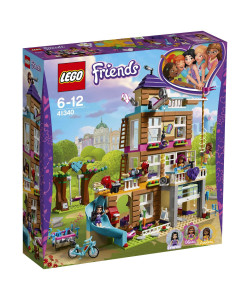 LEGO® Friends 41340 Dům přátelství