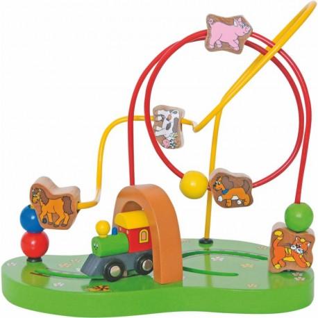 """Woody - Motorický labyrint """"Mašinka"""""""