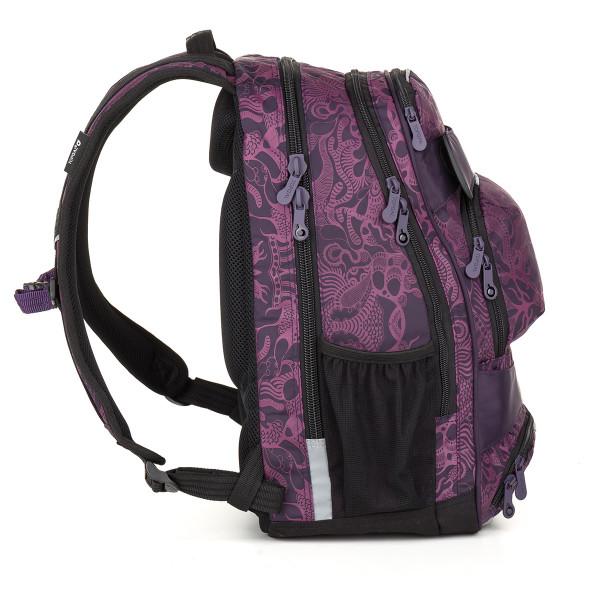 Studentský batoh Topgal YUMI 18034 G - Macíčkovy hračky 219d6ab814
