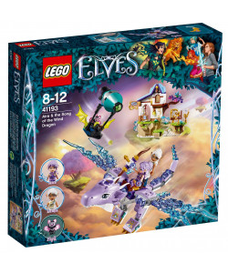 LEGO® Elves 41193 Aira a píseň větrného draka