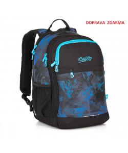 Studentský batoh Topgal RUBI 18027 B