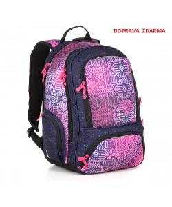 Studentský batoh Topgal SURI 18029 G