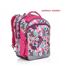 Školní batoh Topgal CHI 845 H Pink DOPRAVA ZDARMA