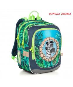 Školní batoh Topgal ENDY 18010 B DOPRAVA ZDARMA