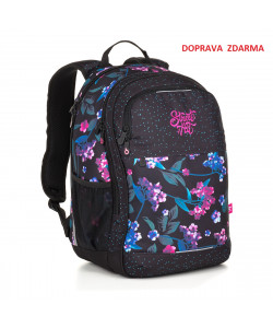 Studentský batoh Topgal RUBI 18026 G