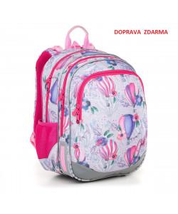 Školní batoh Topgal ELLY 18007 G DOPRAVA ZDARMA