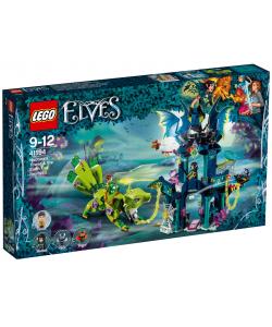 LEGO® 41194 Noctuřina věž a záchrana zemní lišky