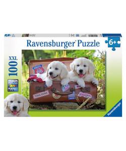 Ravensburger Puzzle Oddych 100 XXL dílků
