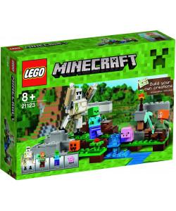 LEGO® Minecraft 21123 Železný golem