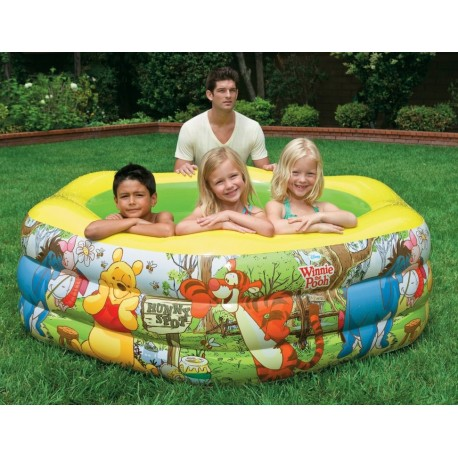 INTEX Nafukovací bazén Medvídek Pu 191x178x61 cm