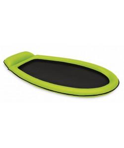 INTEX Matrace nafukovací černo-zelená