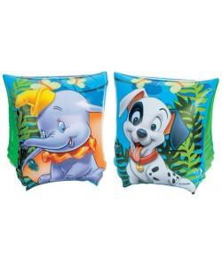 Nafukovací rukávky Disney 3-6 let luxusní
