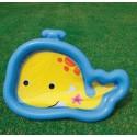 INTEX Nafukovací bazén velryba 127 x 94 x 10 cm