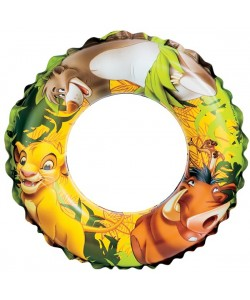 Nafukovací kruh Disney Friends 51cm, 3-6 let