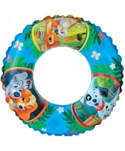 Nafukovací kruh Disney Friends 61 cm, 6-10 let