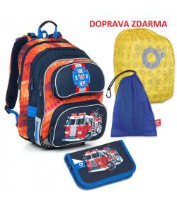 Školní batoh Topgal CHI 793 G SET LARGE