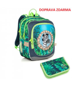 Školní batoh Topgal ENDY 18010 B SET SMALL