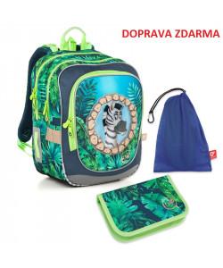 Školní batoh Topgal ENDY 18010 B SET MEDIUM
