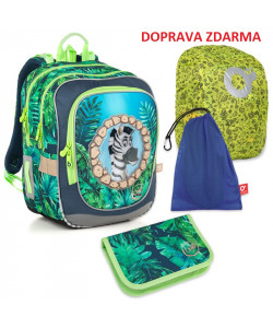 Školní batoh Topgal ENDY 18010 B SET LARGE