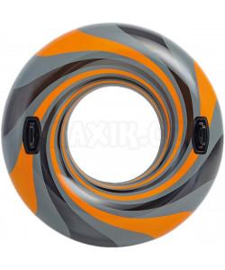 INTEX Nafukovací kruh s úchyty 122 cm