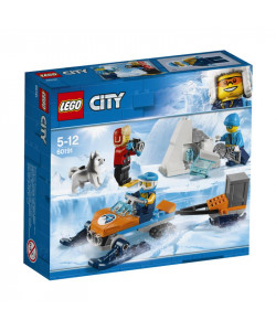 LEGO® City 60191 Průzkumný polární tým
