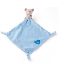Baby medvídek Lumpin Muchláček 30x30 cm