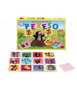 Dino Hra Velké Krtečkovo pexeso - nové