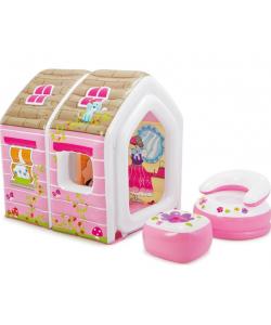 INTEX Hrací dům nafukovací pro princezny
