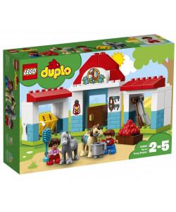LEGO DUPLO® 10868 Stáje pro poníka