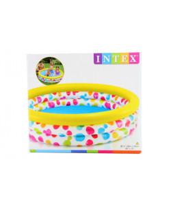 INTEX Bazén kruh 168 x 38 cm