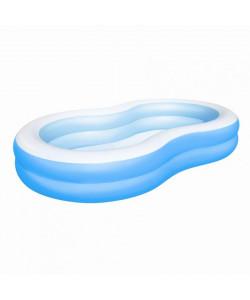 Bestway Nafukovací bazén rodinný 262x175x51 cm