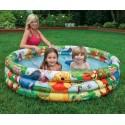INTEX Nafukovací bazén Medvídek Pú 147x33 cm
