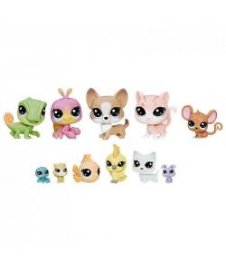Littlest Pet Shop Velké balení zvířátek-House Pets