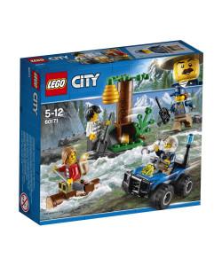 LEGO® City 60171 Zločinci na útěku v horách