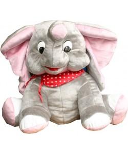 Rappa Plyšový slon Mumbai 75cm