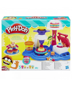 Play-Doh Set party dort