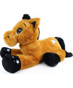Rappa Velký plyšový kůň Kopýtko 122 cm