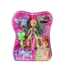 Panenka Winx Dreamix Flora