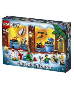 LEGO® City 60201 Adventní kalendář