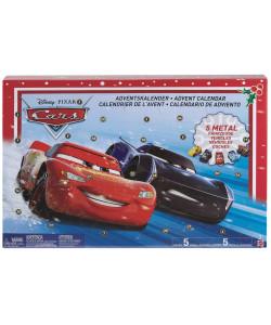 Mattel Cars 3 Adventní kalendář
