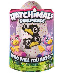 Spin Master Hatchimals Surprise dvojčata - žirafky